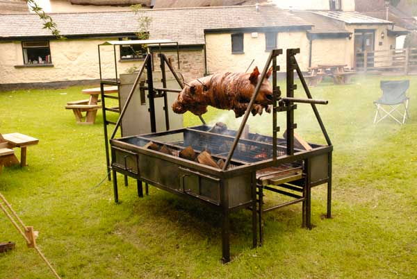 Hog Roast in Devon